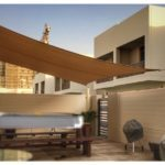 Square shade sail Dubai